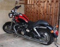 Motorrad kaufen Occasion TRIUMPH Speedmaster 800 (custom)