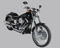 Motorrad kaufen Occasion HARLEY-DAVIDSON FXSTDI 1450 Softail Deuce (custom)