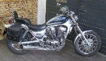 Motorrad kaufen Occasion SUZUKI VS 1400 GLP (custom)