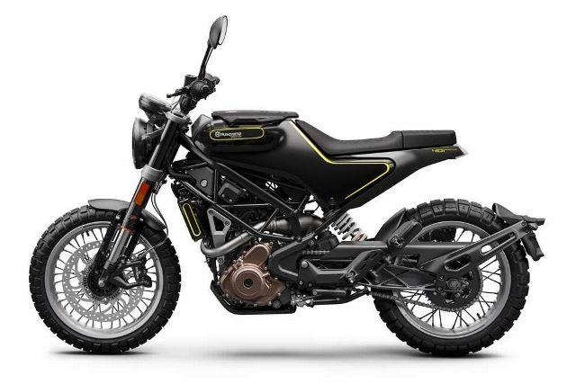 Motorrad kaufen HUSQVARNA Svartpilen 401 Spezialangebot Neufahrzeug