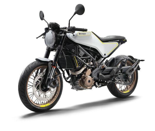 Acheter une moto HUSQVARNA Vitpilen 401 Spezialangebot neuve