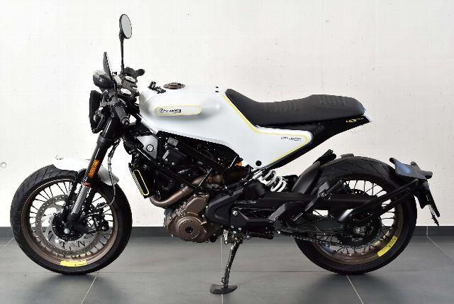 Acheter une moto HUSQVARNA Vitpilen 401 Démonstration