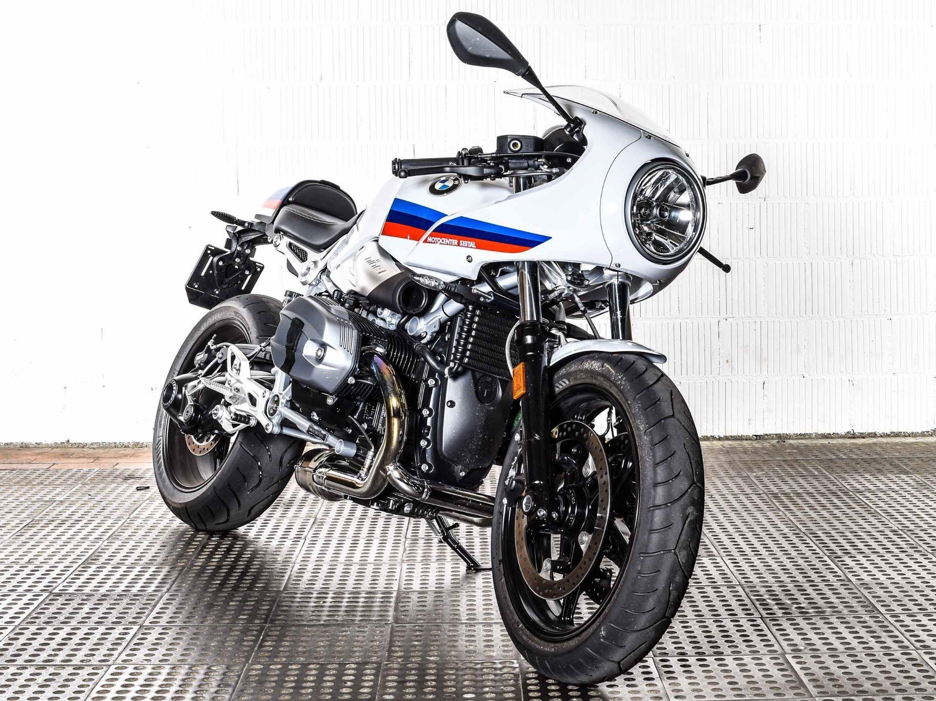 moto occasions acheter bmw r nine t racer abs ex demo motocenter seetal hochdorf. Black Bedroom Furniture Sets. Home Design Ideas