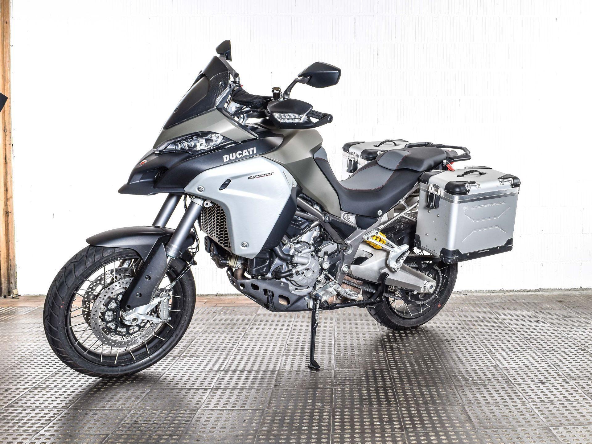 moto occasions acheter ducati 1200 multistrada enduro abs motocenter seetal ballwil. Black Bedroom Furniture Sets. Home Design Ideas