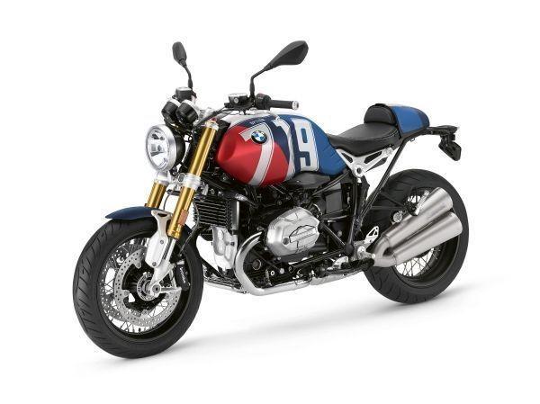 Motorrad Mieten & Roller Mieten BMW R nine T ABS
