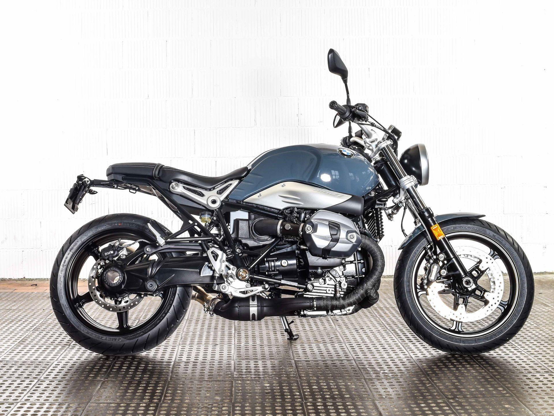 moto occasioni acquistare bmw r nine t pure abs spezialumbau motocenter seetal hochdorf. Black Bedroom Furniture Sets. Home Design Ideas