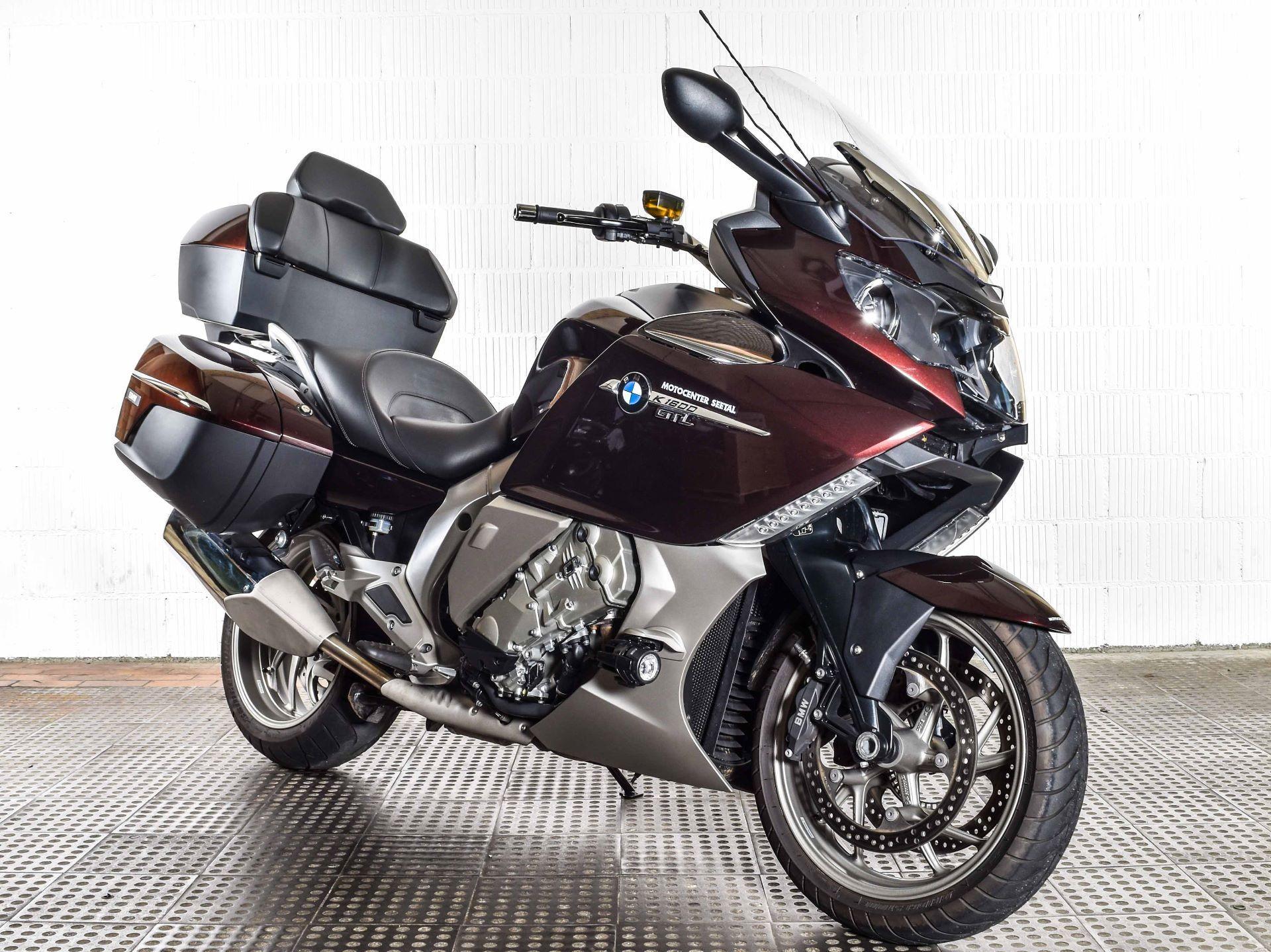 motorrad occasion kaufen bmw k 1600 gtl abs motocenter seetal ballwil. Black Bedroom Furniture Sets. Home Design Ideas