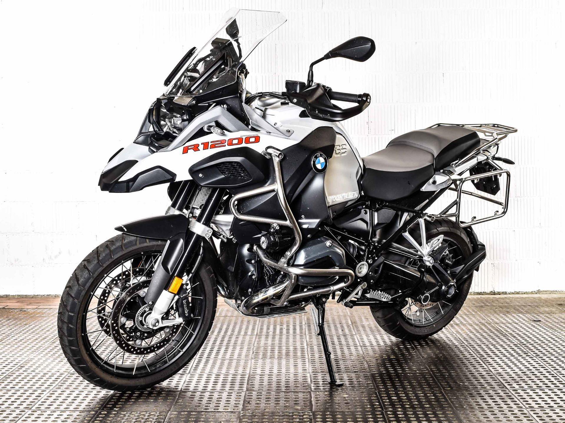 moto occasions acheter bmw r 1200 gs adventure abs demo motocenter seetal ballwil. Black Bedroom Furniture Sets. Home Design Ideas