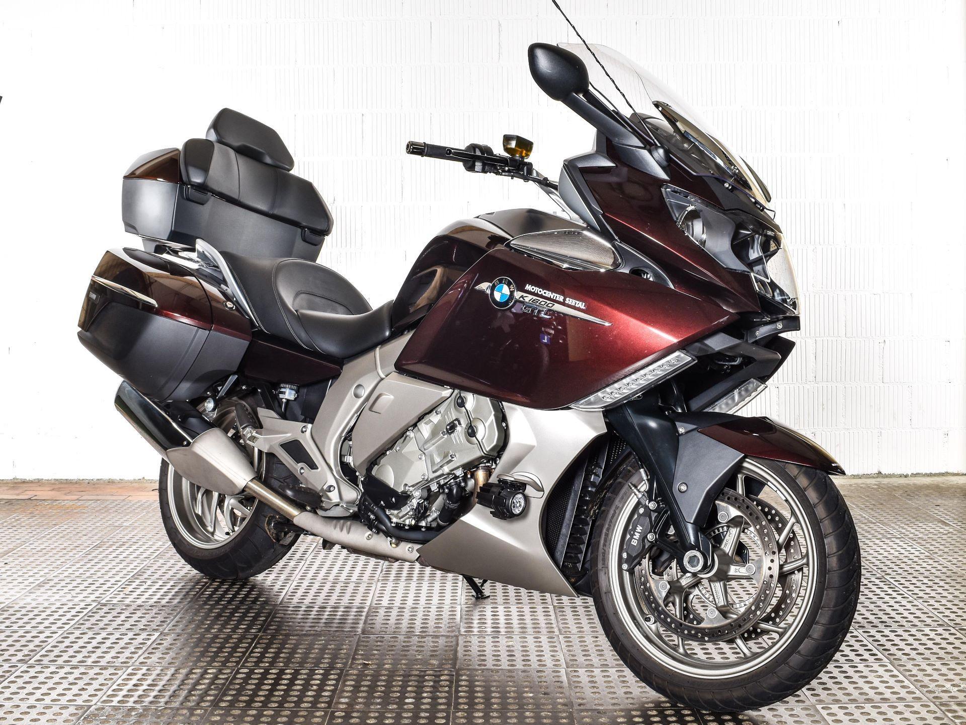 moto occasions acheter bmw k 1600 gtl abs motocenter seetal ballwil. Black Bedroom Furniture Sets. Home Design Ideas