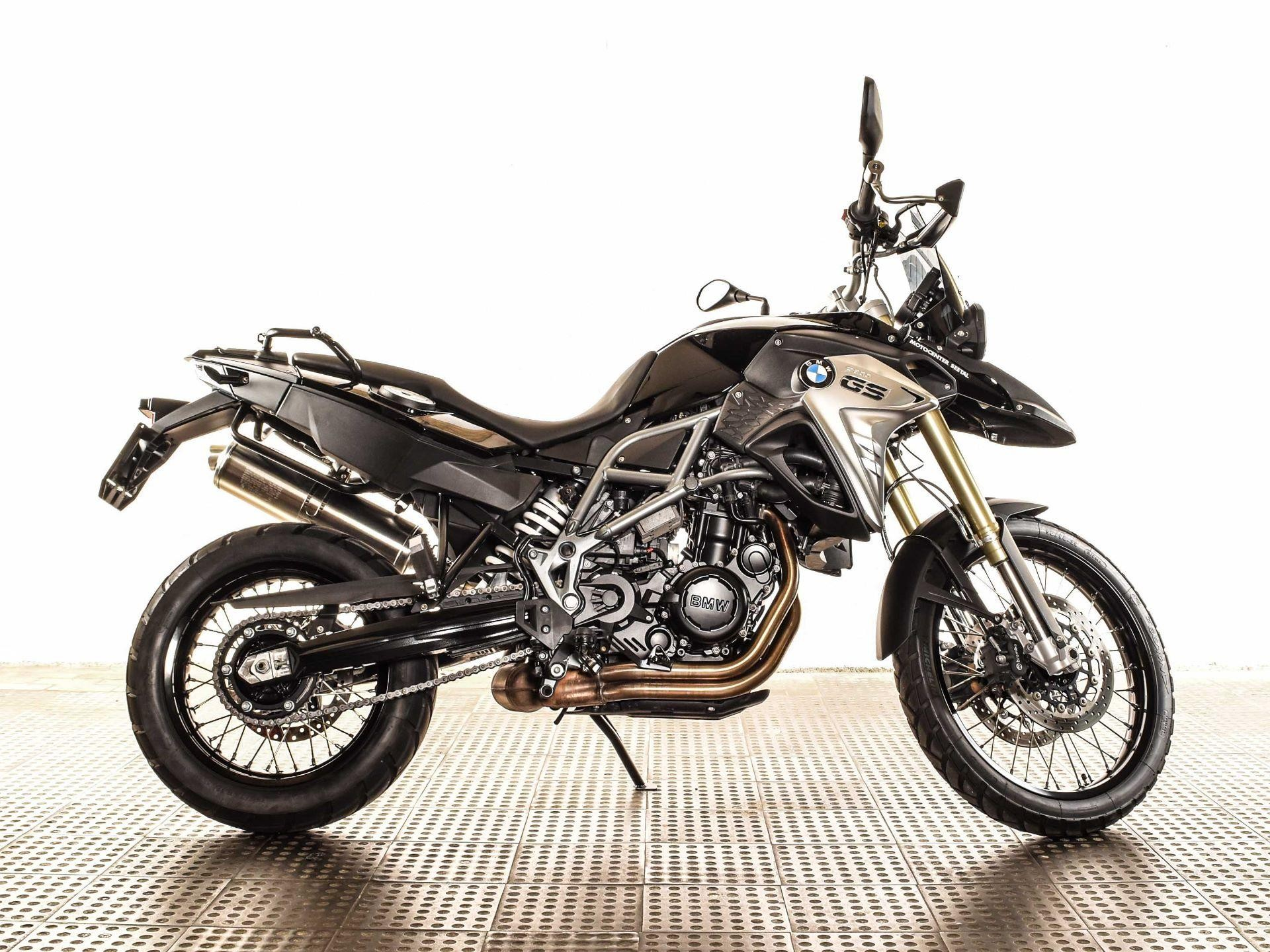 moto occasions acheter bmw f 800 gs abs 35 kw motocenter. Black Bedroom Furniture Sets. Home Design Ideas