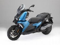 Louer moto BMW C 400 X (Scooter)