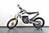 Motorrad kaufen Occasion HUSQVARNA 250 FC (motocross)