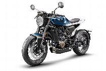 Motorrad Mieten & Roller Mieten HUSQVARNA Vitpilen 701 (Naked)
