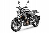 Motorrad Mieten & Roller Mieten HUSQVARNA Svartpilen 401 (Naked)