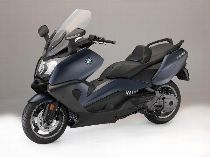 Rent a motorbike BMW C 650 GT ABS (Scooter)