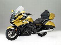 Motorrad Mieten & Roller Mieten BMW K 1600 B ABS (Touring)