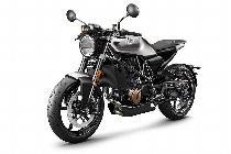 Acheter une moto neuve HUSQVARNA Vitpilen 701 (naked)