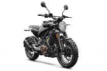 Motorrad kaufen Vorführmodell HUSQVARNA Svartpilen 401 (naked)