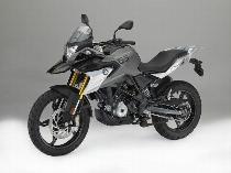 Aquista moto Modello da dimostrazione BMW G 310 GS ABS (enduro)