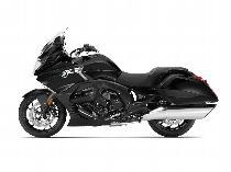 Motorrad kaufen Vorführmodell BMW K 1600 B ABS (touring)