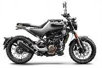 Motorrad kaufen Neufahrzeug HUSQVARNA Svartpilen 125 (naked)