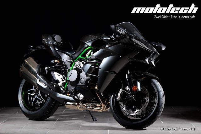 Acheter une moto KAWASAKI Ninja H2 neuve
