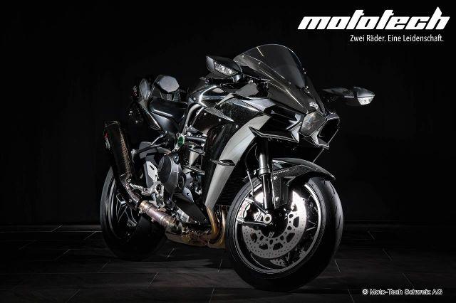 Acheter une moto KAWASAKI Ninja H2 Occasions