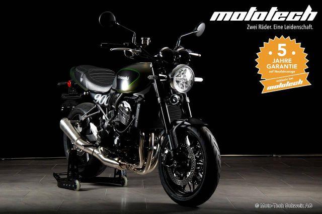 Acheter une moto KAWASAKI Z 900 RS neuve