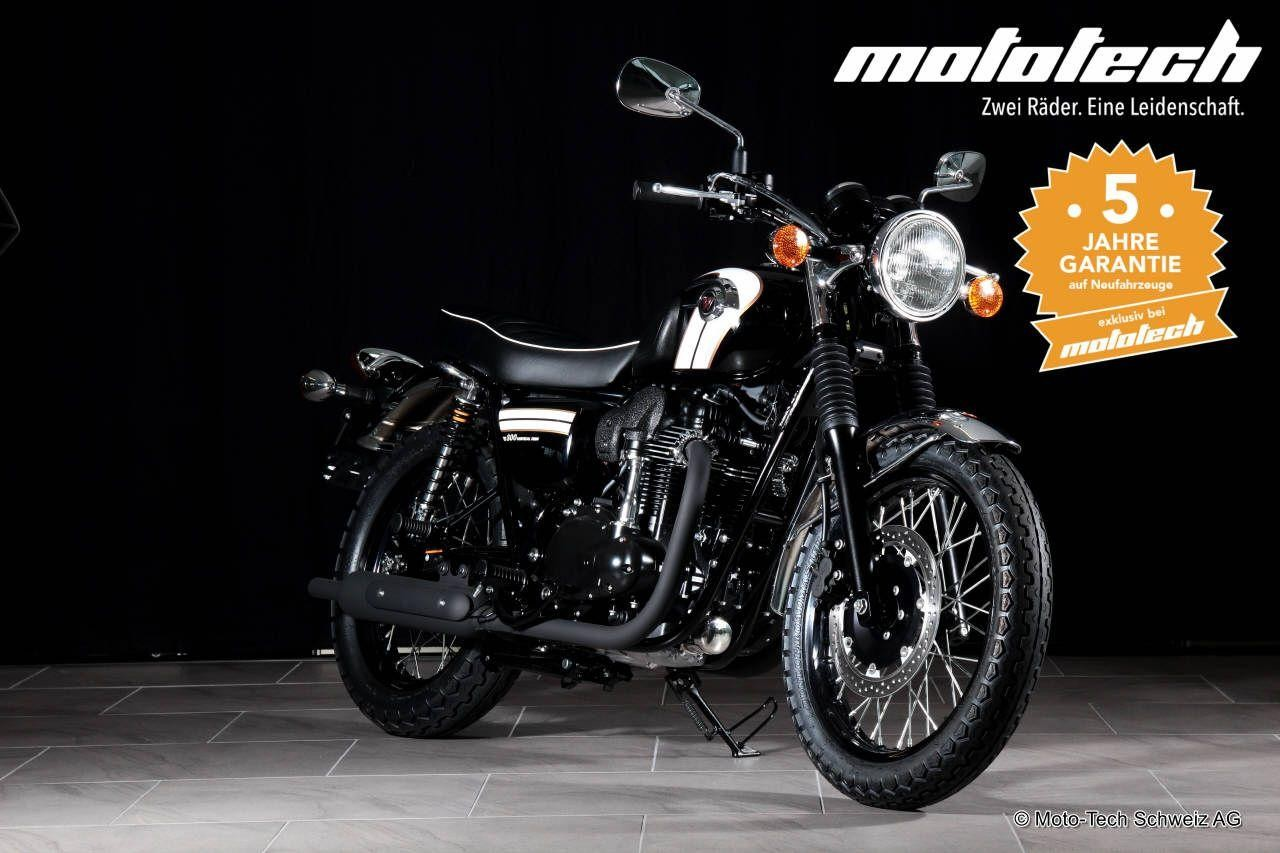 motorrad neufahrzeug kaufen kawasaki w 800 moto tech. Black Bedroom Furniture Sets. Home Design Ideas