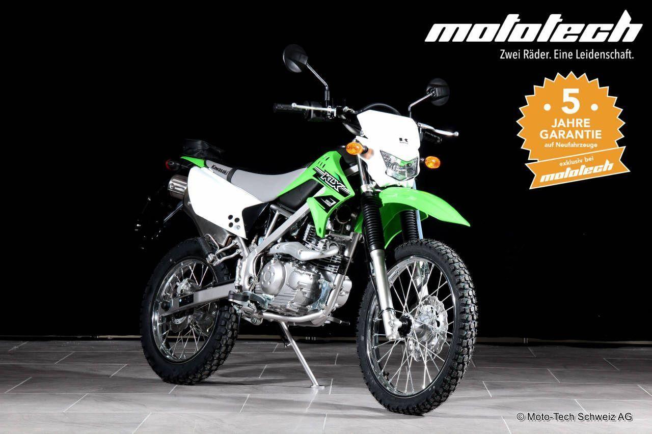 moto occasions acheter kawasaki klx 125 moto tech schweiz ag oberentfelden. Black Bedroom Furniture Sets. Home Design Ideas