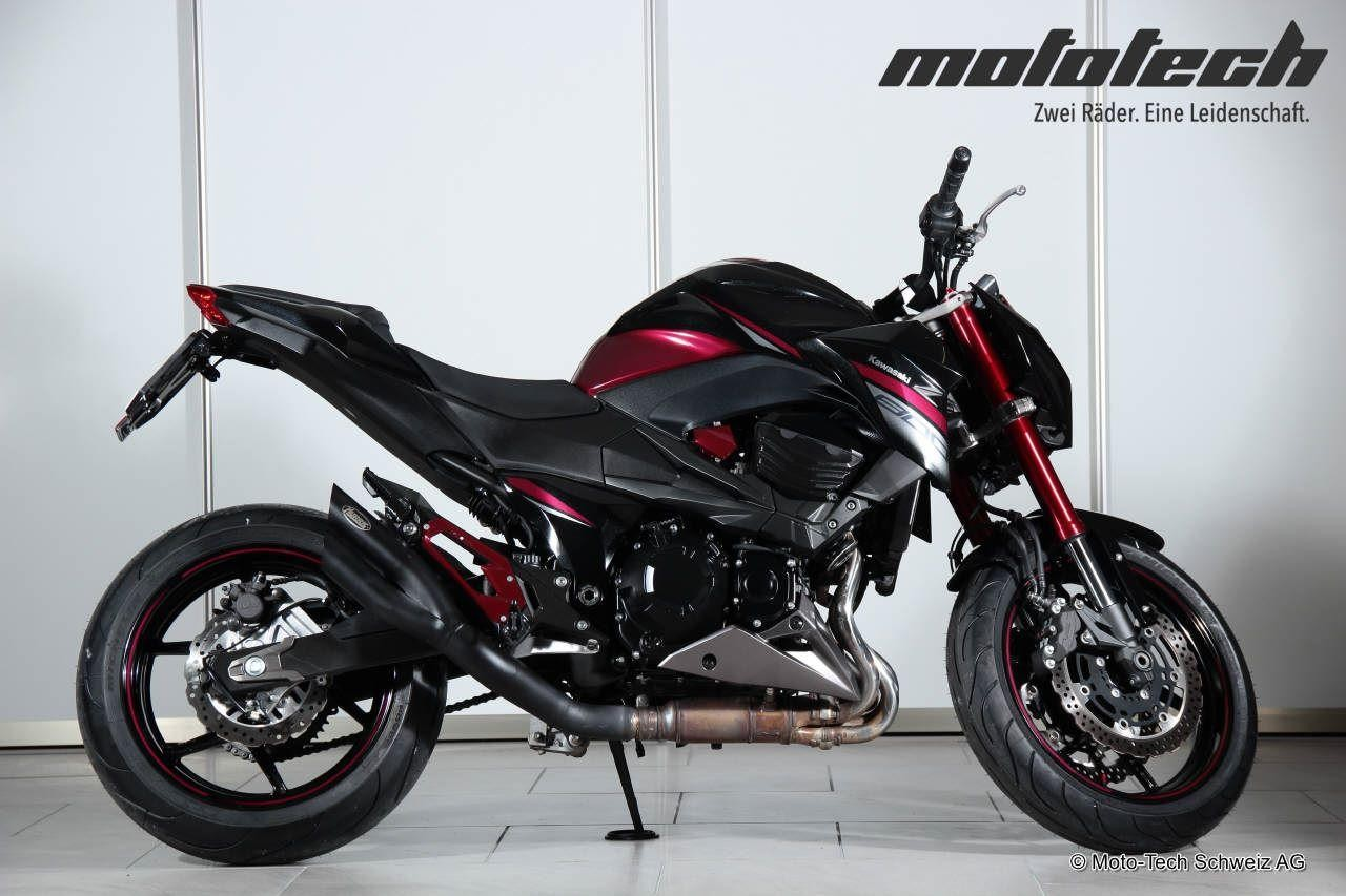 motorrad occasion kaufen kawasaki z 800 moto tech schweiz. Black Bedroom Furniture Sets. Home Design Ideas