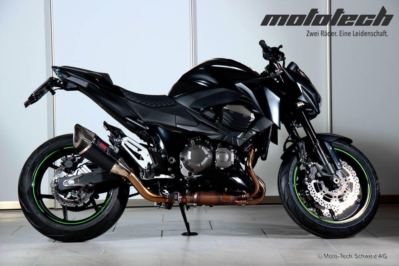 moto occasions acheter kawasaki z 800 moto tech schweiz ag oberentfelden. Black Bedroom Furniture Sets. Home Design Ideas