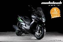 Buy motorbike Pre-owned KAWASAKI J 125 ABS (scooter)