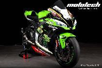 Motorrad kaufen Occasion KAWASAKI ZX-10R Ninja ABS (sport)