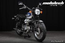 Motorrad kaufen Occasion KAWASAKI W 650 (naked)
