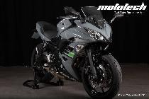 Motorrad kaufen Occasion KAWASAKI Ninja 650 ABS (sport)