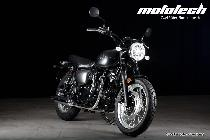 Motorrad kaufen Occasion KAWASAKI W 800 (naked)
