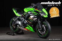 Motorrad kaufen Neufahrzeug KAWASAKI Ninja 650 (35/50kW) SE 2020 (sport)