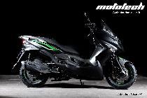 Motorrad Mieten & Roller Mieten KAWASAKI J 125 SE ABS (Roller)