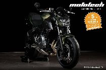 Töff kaufen KAWASAKI Z 650 Naked