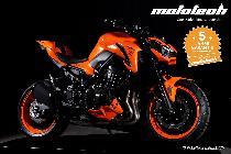 Motorrad Kaufen Neufahrzeug KAWASAKI Z 900 Naked