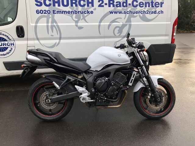 Motorrad kaufen YAMAHA FZ 6 ABS Occasion