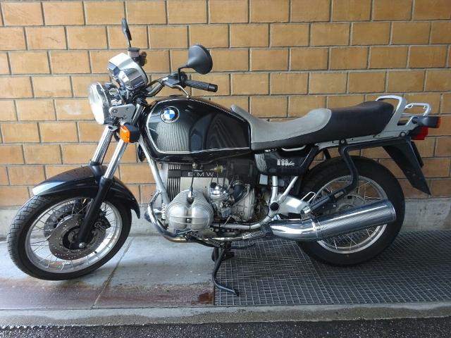 Motorrad kaufen BMW R 80 R Sacoches Occasion