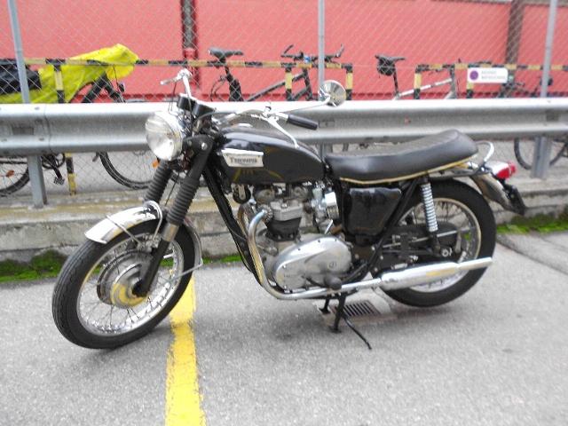 Motorrad kaufen TRIUMPH T 120 650 Bonneville Oldtimer