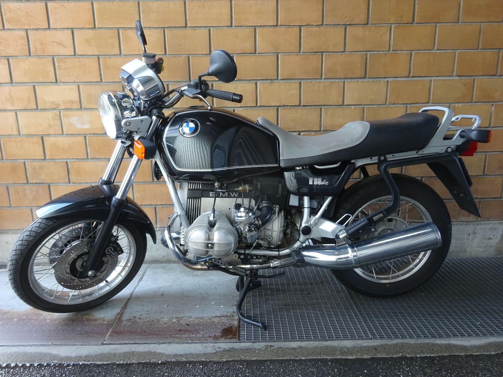 moto occasions acheter bmw r 80 r sacoches motosecours acacias id 7414651. Black Bedroom Furniture Sets. Home Design Ideas