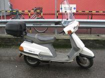Töff kaufen YAMAHA XC 125 Beluga Scooter Roller