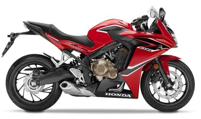 Motorrad kaufen HONDA CBR 650 FA Occasion