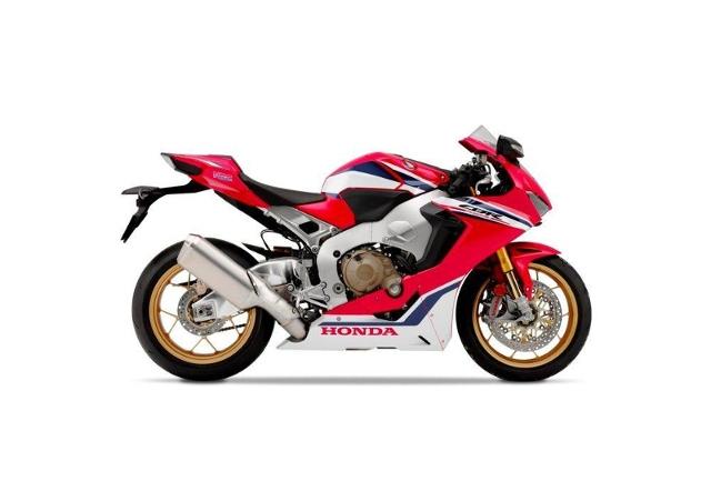 Motorrad kaufen HONDA CBR 1000 SP Occasion