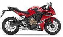 Motorrad kaufen Occasion HONDA CBR 650 FA (sport)