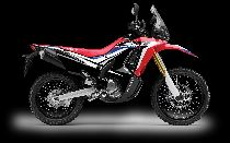 Motorrad kaufen Occasion HONDA CRF 250 Rally (enduro)